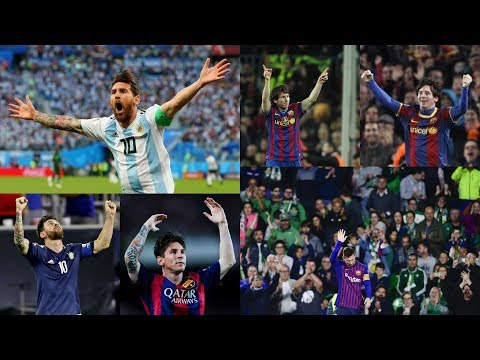 Lionel Messi & The Puskas Award ● The Most Nominated Player Ever ► Is This His Year?
