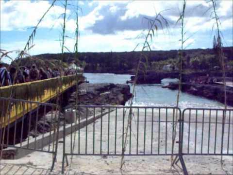 Pacific Pearl ports of call. Noumea, Mare, Lifou, Isle of Pines