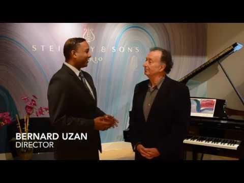 Bernard Uzan Interview