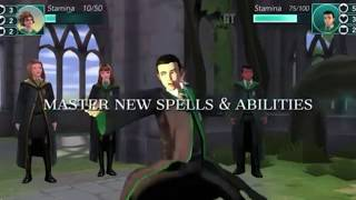 Harry Potter: Hogwarts Mystery Gameplay Android / iOS