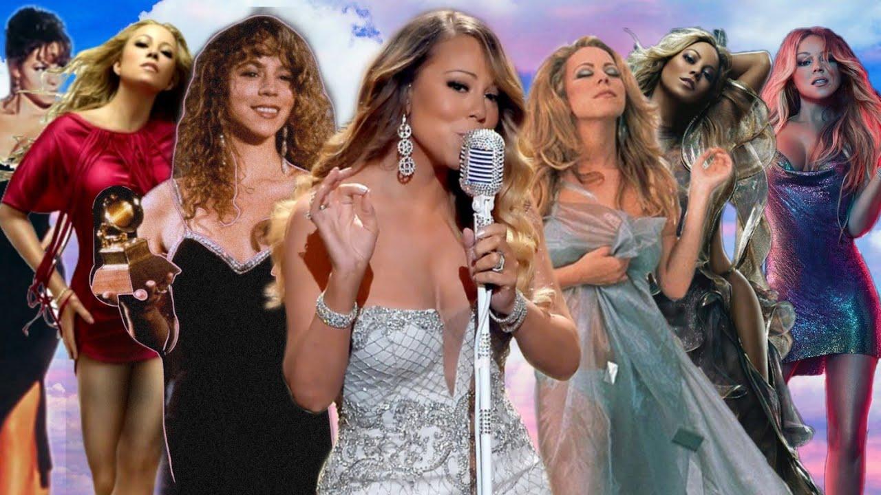 Top 10 Best Songs Of Mariah Carey I Mariah Carey I Mejores ...