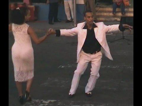 Fabulous Son Dancing in Santiago de Cuba!