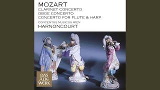 Mozart : Clarinet Concerto in A major K622 : I Allegro