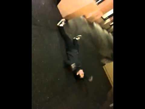 Planking Fail (Concussion #2)