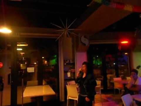 karaoke cascina petra 006 in cerca di te di molinari. canta Barbara Sinatra.