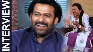 Repeat youtube video Prabhas Special Interview About Baahubali 2 | Suma Interviews Prabhas | Super Fun | TFPC
