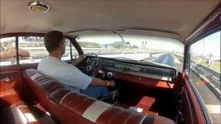'62 Pontiac Catalina Drag Race at Ardmore Oklahoma shot with GoPro