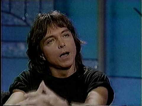 October 11, 1990 - David Cassidy Interviewed