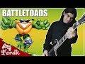 BATTLETOADS Turbo Tunnel Metal Guitar Cover By Ferdk mp3