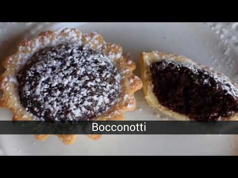 The best desserts and traditional sweets in Italy