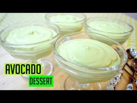 Avocado Dessert | Ramadan 2017 Recipes | Indian Cooking Recipes | CookwithAnisa