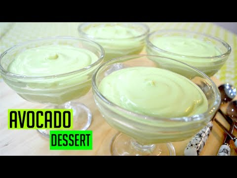 Avocado Dessert | Ramadan Recipes | Indian Cooking Recipes | CookwithAnisa