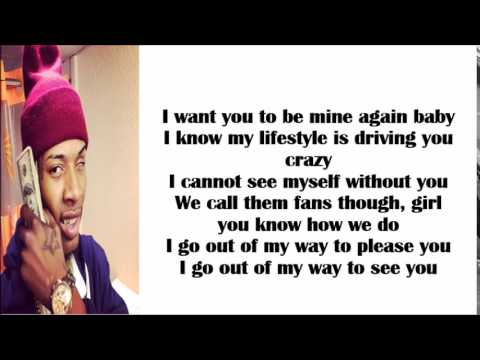 Fetty Wap - Again LYRICS