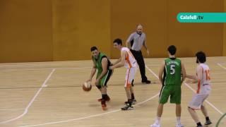 Calafell Esportiu| CB Calafell 78-38 Bàsquet Base Tarragona | Bàsquet