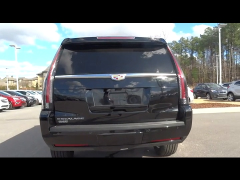 2017 cadillac escalade durham chapel hill raleigh cary apex nc. Cars Review. Best American Auto & Cars Review