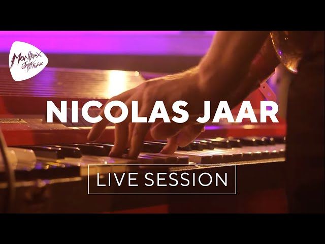 Nicolas Jaar - The Love You Gotta Lose Again (Live) | Montreux Jazz Café Sessions 2011