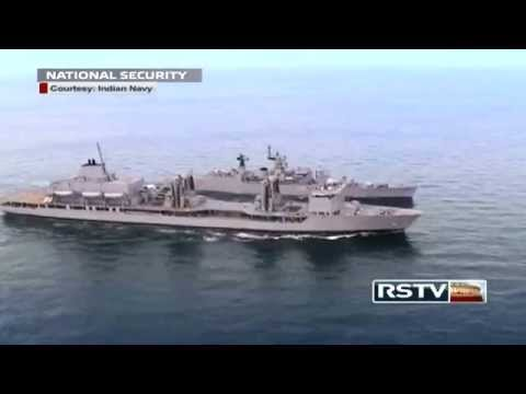NATIONAL SECURITY - Indian Navy: Ensuring secure seas for a