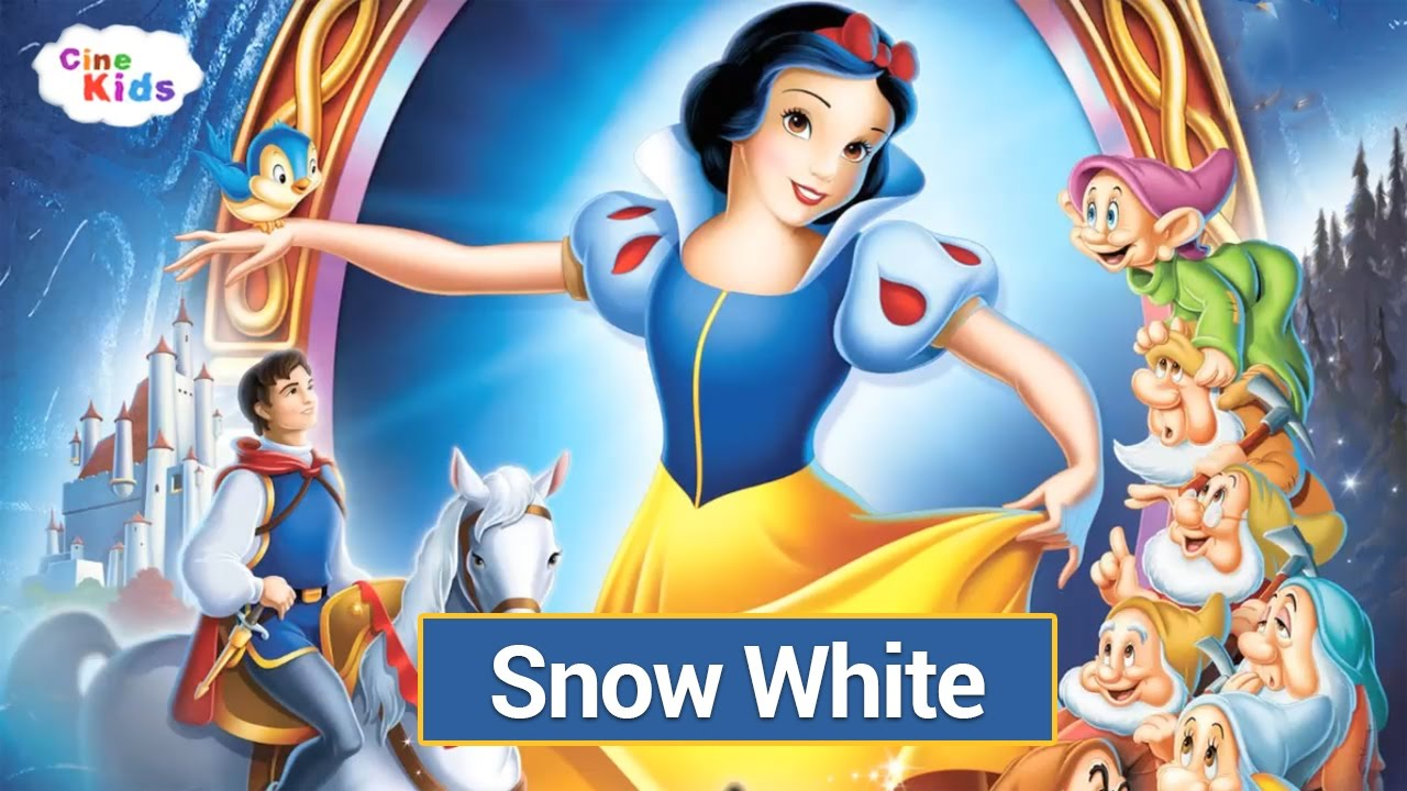 Snow White | Snow White Story For Kids | Animated Kids Story | Stories For  Kids In English