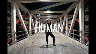 HUMAN - Sevdaliza Dance Cover ( Galen Hooks Choreography )