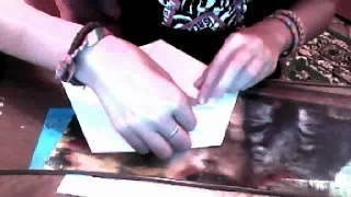 Уроки оригами уточка