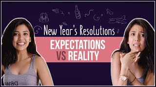New Year's Resolutions: Expectations v/s Reality | Barkha Singh