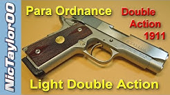 Para Ordnance LDA 1911 Commander 45ACP - Light Double Action Pistol