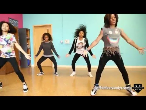 Beyonce : Get Me Bodied - Memberz Only...