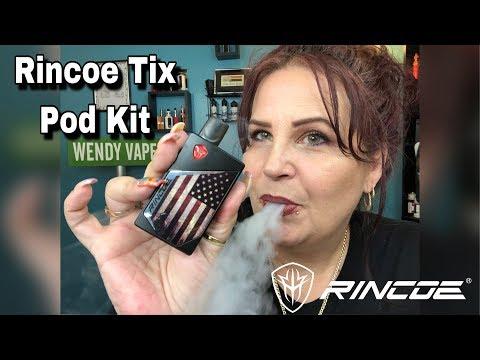 Rincoe Tix Pod Kit