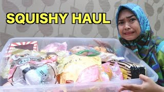 SQUISHY HAUL - Ria Ricis