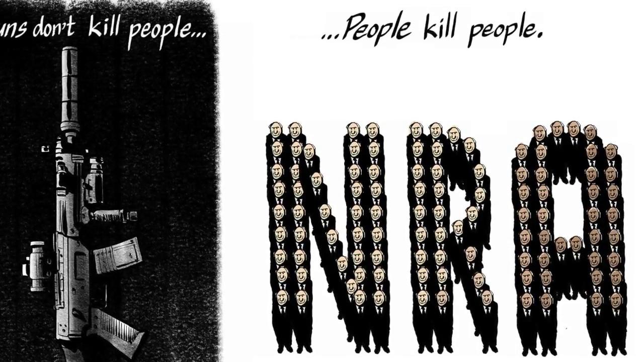 gun control fallacy