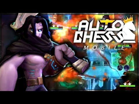 The Best 6 WARLOCK Build (Expert Level Build) | Claytano Auto Chess Mobile 89