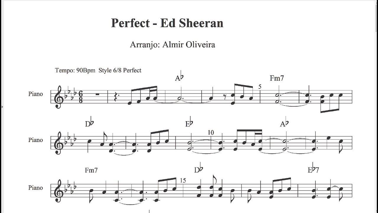 Exercícios de escalas para piano - Academiamusical ...