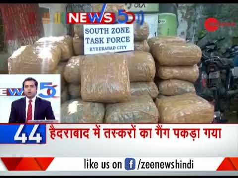Headlines: Armed robbers arrested from Delhi's Mayur Vihar