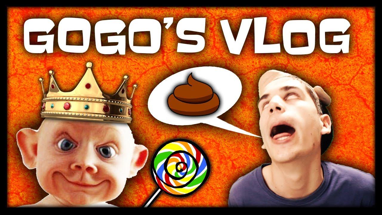 GoGo's Vlog - [Slovensky] - Deti na YouTube + Niečo o mne ?!
