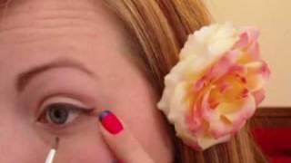 Baixar To Betty... Pinup Tribute makeup tutorial