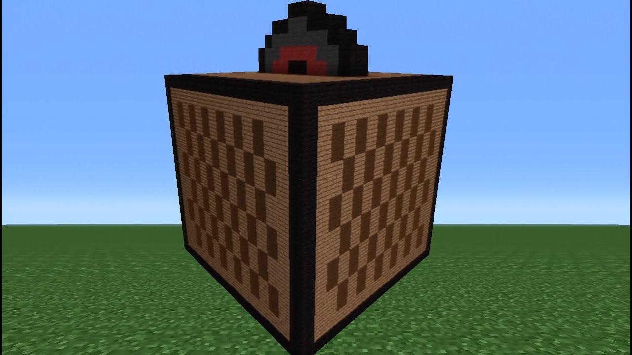Giant Jukebox Minecraft