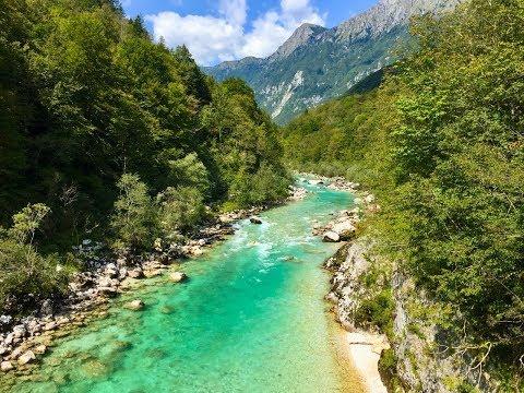 Traveling Slovenia -Soča Valley