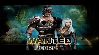 Wanted Corp Gameplay [PC]