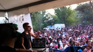 "Joseph Capriati plays ""Solar System"" + ""Nous Sommes MMM"" @ Old River Park"