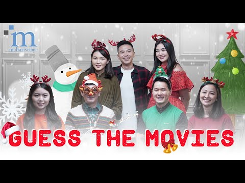 MAHARIS DOCTORS GUESS THAT MOVIE CHALLENGE (CHRISTMAS EDITION) | #MAHARISGAMES