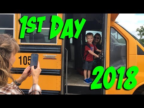 1st Day of School (2018)
