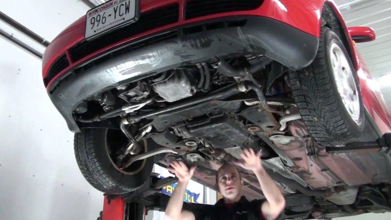 Audi A4 Oil Change Cost