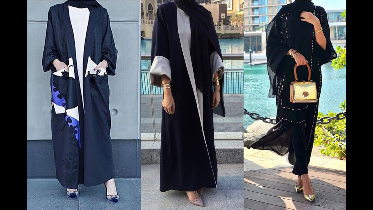 6836b408a6f0e Abaya dubai Latest abaya designs 2019 abaya collection