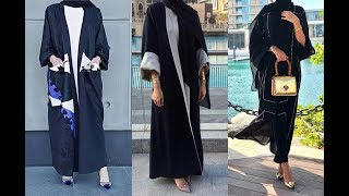 Abaya dubai Latest abaya designs 2019 abaya collection | احدث موديلات عبايات خليجية
