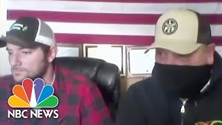 Trump Voters In Ohio Contend With Election Loss, Capitol Riot | NBC News NOW
