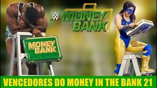BIG E E NIKKI, O MONEY IN THE BANK DECEPCIONOU OU NÃO???