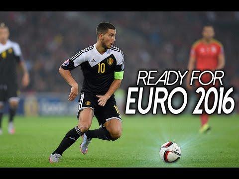 Eden Hazard - Ready For Euro 2016 - Belgium Skills, Goals & Assists | HD