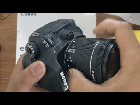 canon 80D  unboxing  in nepali