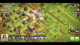 Clash of clans - Repetición del CLAN #4