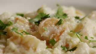Shrimp Recipe - How to Make Shrimp and Grits